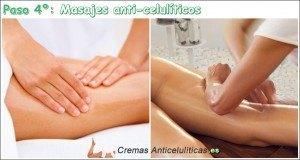 masaje profesional anticelulitis linfatico y drenante, muy efectivo para eliminar celulitis
