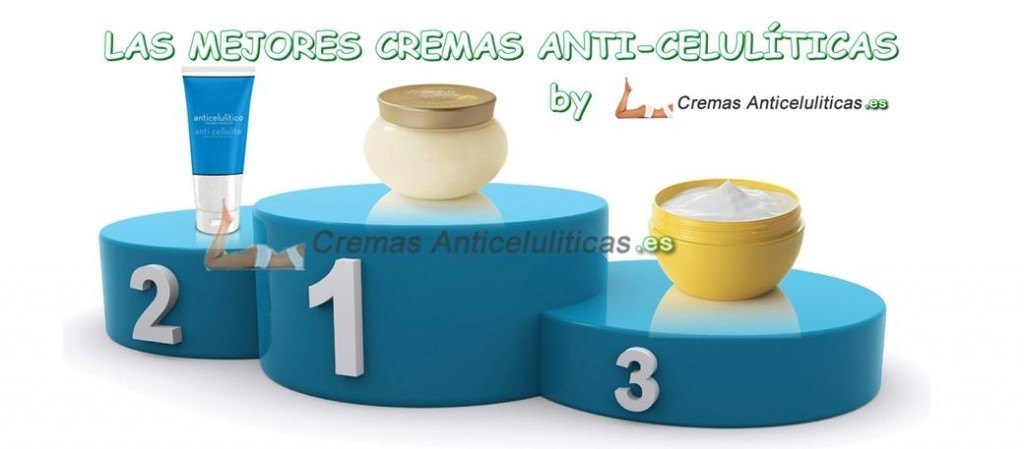las mejores cremas anticeluliticas del mercado