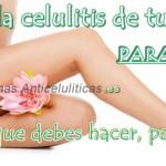 Eliminar Celulitis. Cómo quitar la celulitis en 5 pasos